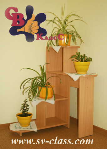 a stand for flowerpots (custom-designed)