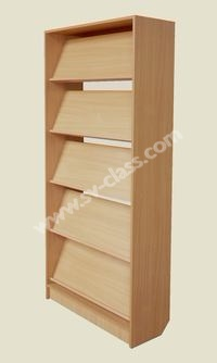 Shelving for expositions