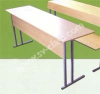Two-seater table